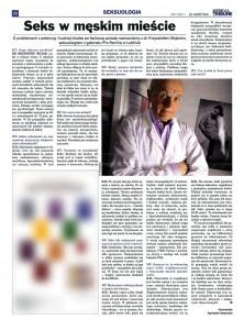 Seksuolog Krzysztof Bojar - Medical Tribune