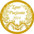 laur pacjenta 2014-krzysztof bojar